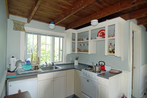 The Cabin Kitchen