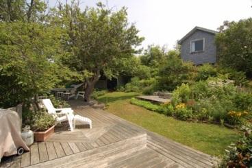 Hitchcock House Garden